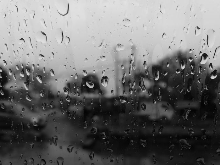 Rain Raindrops Window Reflections Pluviophile Blackandwhite PhotographyTheWorldThroughMyLens