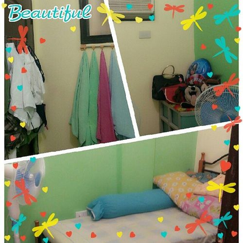 our room after i clean Pagodmuch