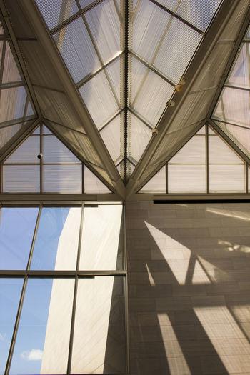 The Architect - 2016 EyeEm Awards National Gallery Of Art Washington, D. C. Order Symmetry Symmetrical Abstract Fine Art Photography