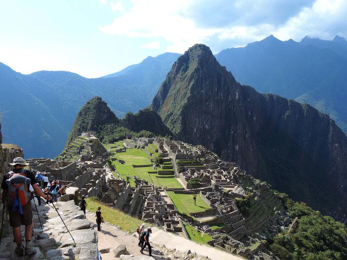 Acient Arquitecture Ancient Ancient Civilization Archeology History Inca Inca Trail Machu Picchu Machu Picchu - Peru Mountain Mountain Range Old Ruin Outdoors Tourism Travel Travel Destinations