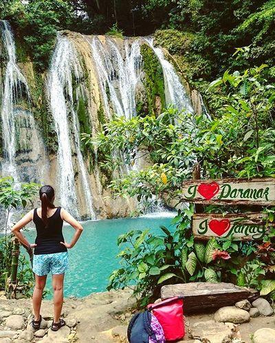 Daranakfalls Lostinph TanayRizal Waterfalls Blue Nature The Following Feel The Journey