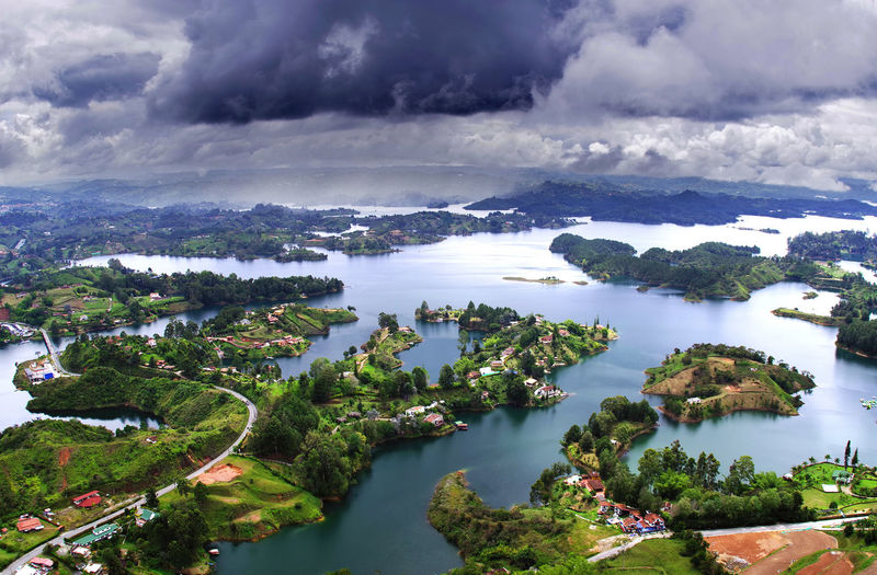 Guatape - El Penol, famous landmark of Colombia, South America Colombia Colombia ♥  Colombia Es Bella Architecture Architecture_collection Landmark Landmarkbuildings Travel Destinations Travel Travel Photography Landscape_Collection Landscape_photography El Peñol El Peñol,Antioquia Tourism Tourism Destination Touristic Destination Tourist Attraction  Guatape Guatapé Reservoir South America Medellín Medellin Colombia Guatape Rock Guatape Lake