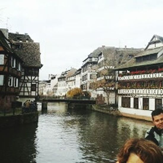 Strasbourg canal Taking Photos