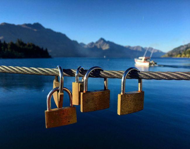 Locked away Queenstown New Zealand