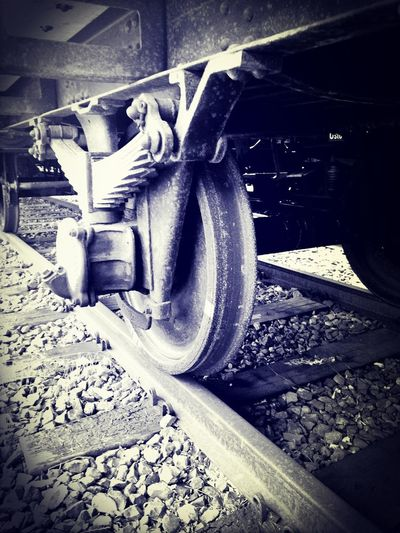 Train EyeEm Best Shots Trainwheels