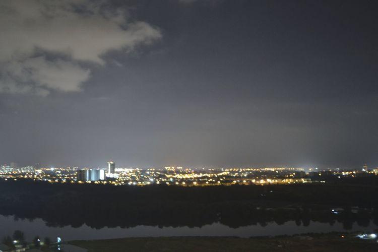 Blur Night City