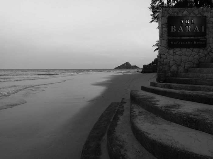 The Barai Thebarai Huahin No People Sky Beach