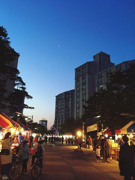 Night Market Night Life Event Fun At Night Eyeem South Korea Night Event