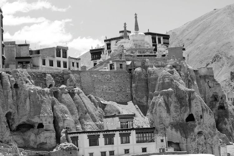 monastry in Ladakh Alchi Monastry Spirituality Incredible India Architecture Monastry Ladakhdiaries Ladakhi Culture Check This Out! Cavescene Lunar Landscape Monks Staying In Caves The Great Outdoors - 2017 EyeEm Awards