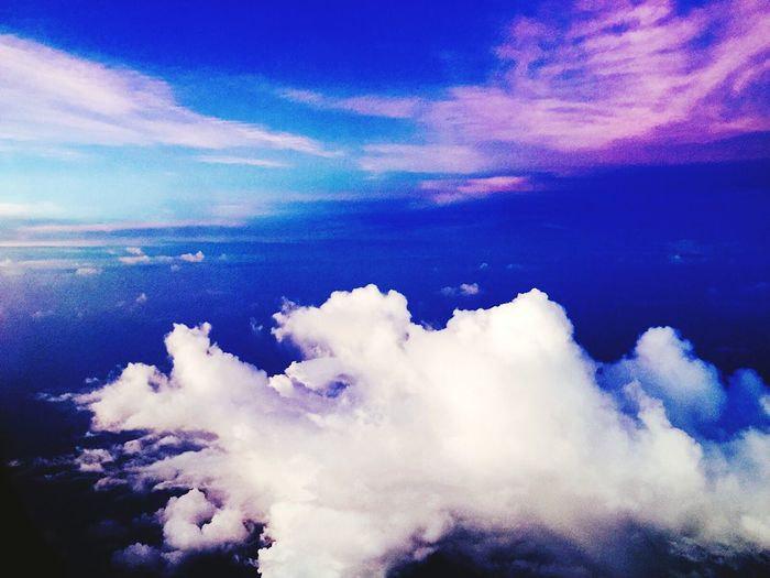 Fromtheplanewindow TheWeekOnEyeEM Beauty Redefined Purpleshade Landscapes With WhiteWall