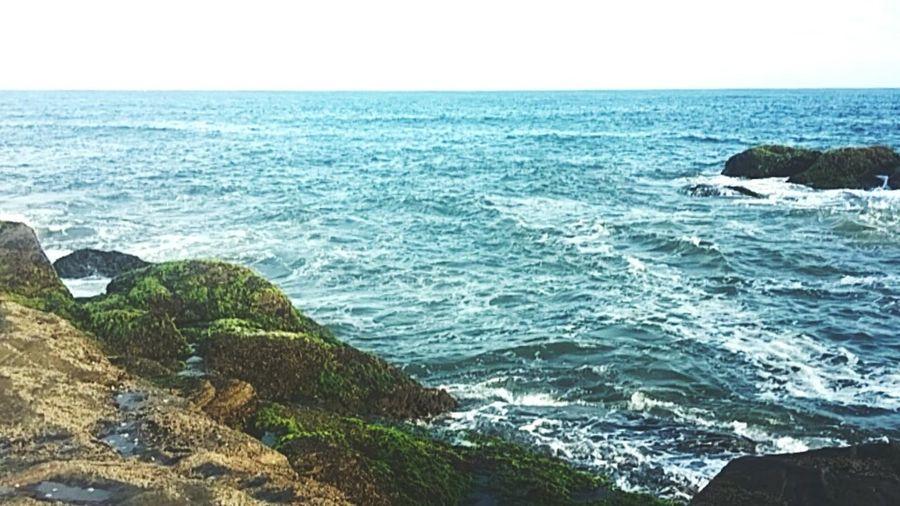 Mar Imensidao Azul First Eyeem Photo