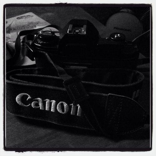 Nikon camera with nikon strap? Toomainstream Nikon Canon SLR