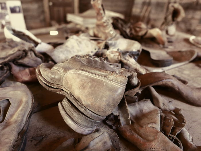 Business Stories Abandoned Places Broken Shoes Shoemaker Abandoned Ghost Town Old Old Shoes Shoemaker's Workshop Shoes Urbanphotography
