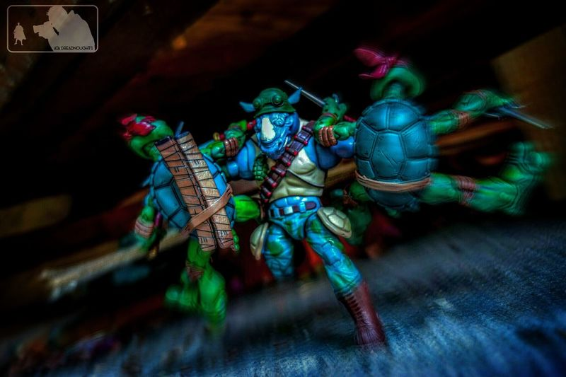 Necatoys Teenage Mutant Ninja Turtles  Tmnt Toy Photography Toyphotography Outdoor Toy Photography Action Figure Photography EyeEm Best Shots Actiontoyart EyeEm Best Pics Action Figures Eyeem Best Toy Shot Outdoor Photography Ata_dreadnoughts Playmatestoys
