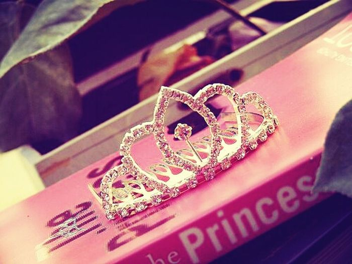 I'm A Princess In My Father Eye's