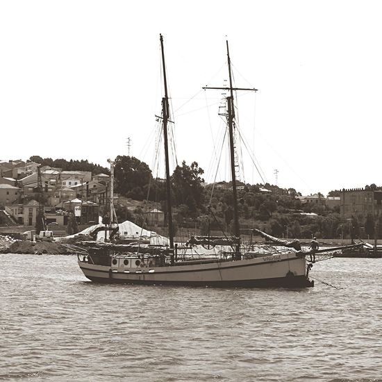 Portugal Porto Porto River Sailboat Sailing Ship Transportation Old But Awesome 2014 Taking You On My Journey 😎 Special👌shot On The Way EyeEm Gallery