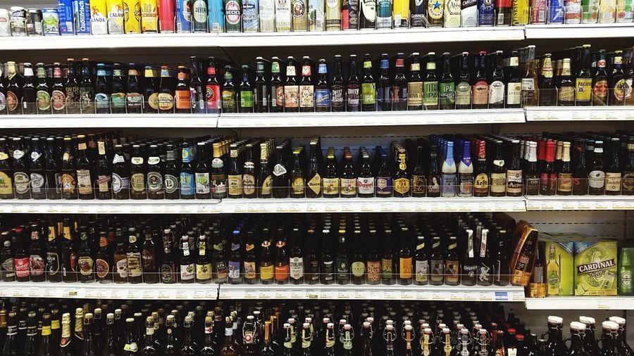 I love beers 😍 Beers Beerlovers Beersoftheworld Beershop Lovebeer Enjoying Life Aperitivo  Aperitif Time