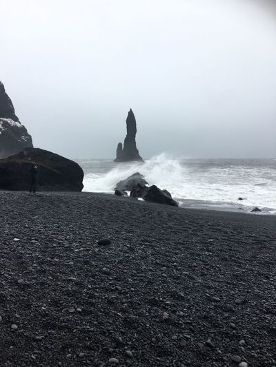 Sea Beauty In Nature Nature Rock - Object Beach Scenics