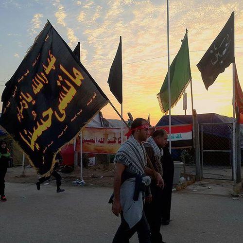 . اربعین زیباست زیباتر از عراق خسته إن_شاء_الله خوب میشه . . . . اربعین۱۴۳۷ یادگاری_عمود۸۲۸ پام_درد_میکنه