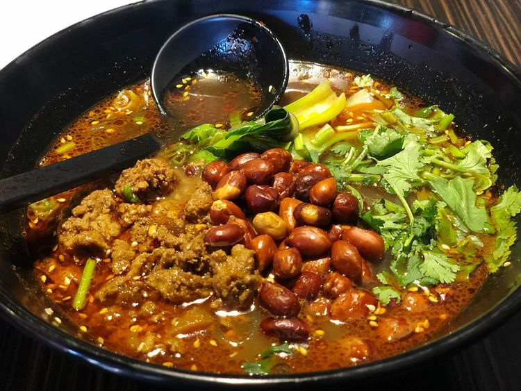 Hot and spicy 🌶 Hot Food And Drink Food Indoors  Freshness Healthy Eating High Angle View No People Bowl Close-up Ready-to-eat Day