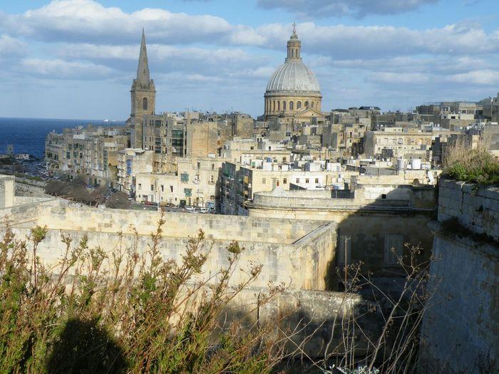 Valletta Malta Baroque