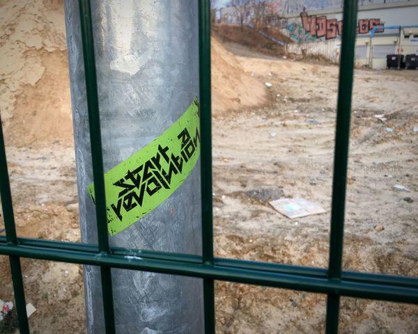 Baustellenrevolution @startarevo666