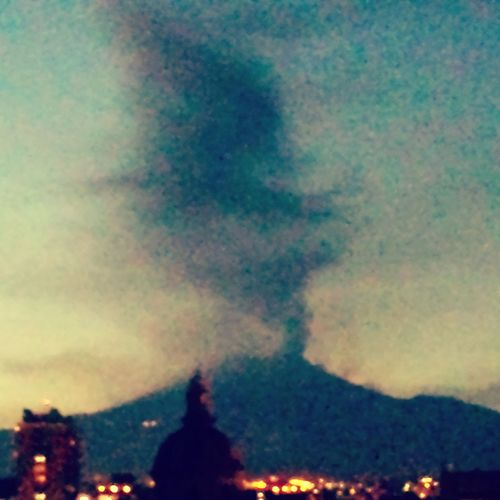 Sunset_collection Volcano Etna