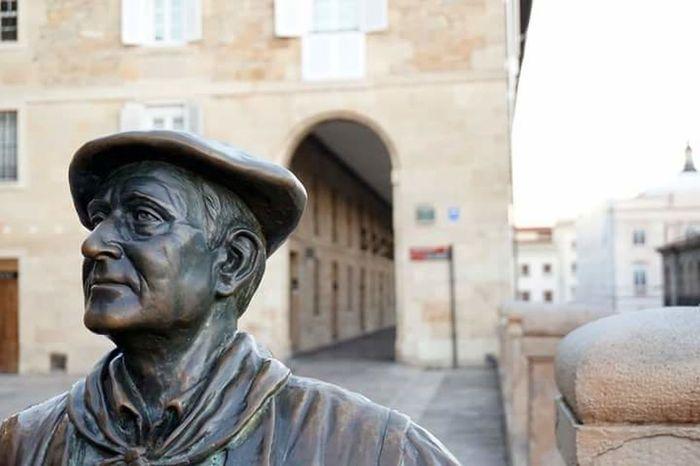 Statue Streetphotography Vitoria Vitoria / Gasteiz Gasteiz Celedon City Vitoria-gasteiz