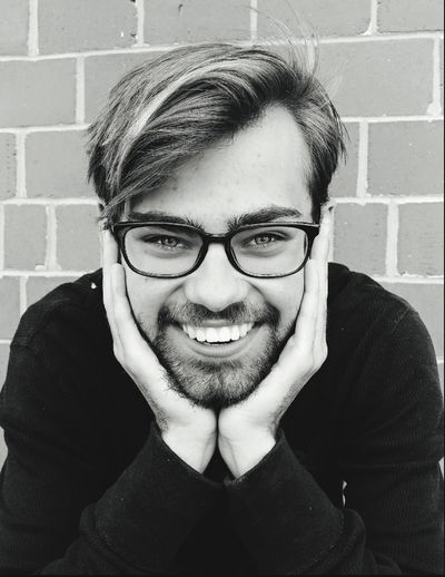 One Person Portrait Headshot Brick Wall Front View Eyeglasses  Looking At Camera Young Adult Human Face Happiness One Eye Shooter The Portraitist - 2017 EyeEm Awards Lexington Kentucky  Real People Beautiful Boy One Young Man Only Looking At Camera Outdoors One Eye Shooter The Portraitis - 2017 EyeEm Awards The Portraitist - 2017 EyeEm Awards The Photojournalist - 2017 EyeEm Awards The Week On EyeEm Investing In Quality Of Life Black And White Friday Fashion Stories This Is Masculinity Visual Creativity Focus On The Story This Is My Skin This Is Natural Beauty The Modern Professional A New Perspective On Life Human Connection Capture Tomorrow Redefining Menswear My Best Photo The Art Of Street Photography