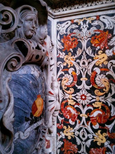 Chiesa Di San Giuseppe Dei Teatini Palermo Sicily Italy Travel Photography Travel Voyage Traveling Mobile Photography Fine Art Baroque Architecture Churches Exquisite Marble Inlays Extraordinary Decorations Magnificent Stunning Colours