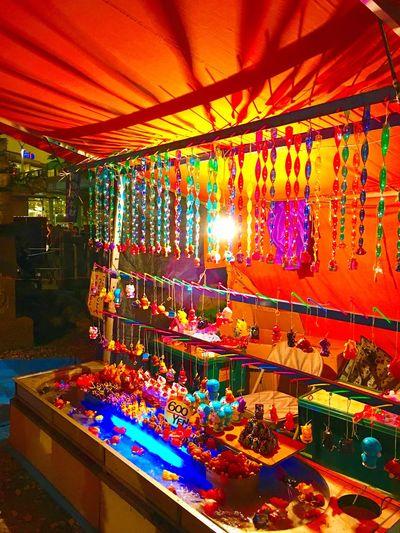 Autumn Matsuri Temple Stall Colorful KAWAII Kameari Tokyo Japan IPhone IPhone 6s Plus IPhoneography