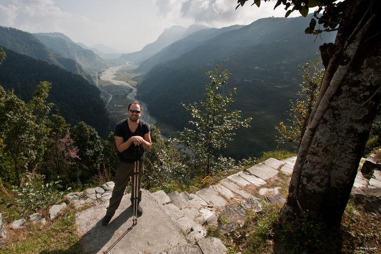 ASIA Exploring Hiking Hikingadventures Mountains Nepal Sky Trekking Valley Wanderlust