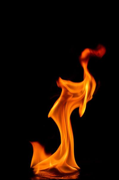 Fire flames on a black background Art Beautiful Burn Danger Dark Detail Effect Fire Fire Flames Smoke Fireplace Flame Flames Heat Hell Hot Nature Night Orange Outdooor Power Red Reflection Texture Warm Yellow