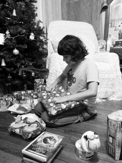 Christmas Present My Little Brother ❤ Boy Christmas