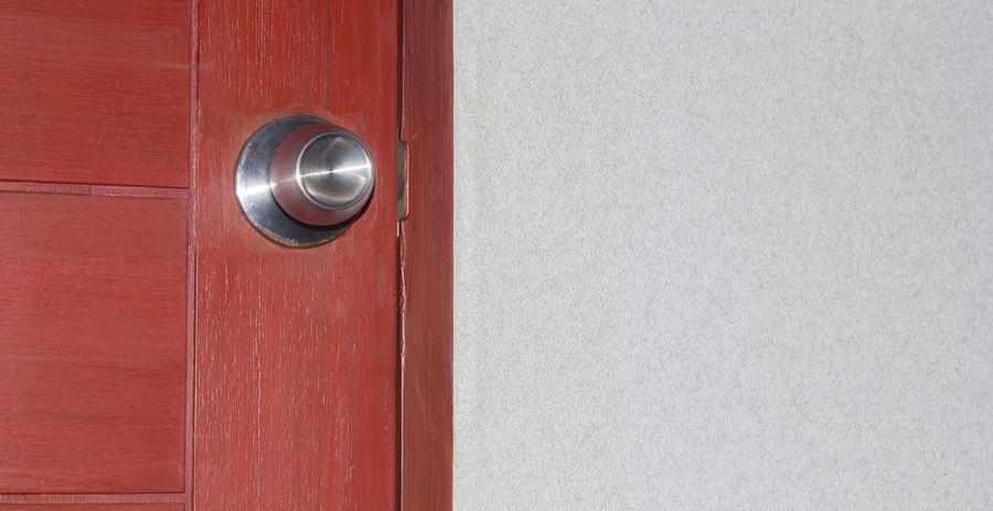 Architecture Backgrounds Building Exterior Built Structure Close-up Day Door Door Detail Door Knob Door Lock Door Way Doorknob Doors Doors Lover Doorsworldwide Doorway Full Frame Home Home Interior House Interior Interior Design No People Outdoors Red