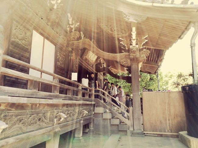 Architecture Built Structure Tree Outdoors Day No People Sky Temples Templephotography Japanese Culture Japanese Style Japan Photography Temple Architecture Architecture Temple - Building Temple Japanese