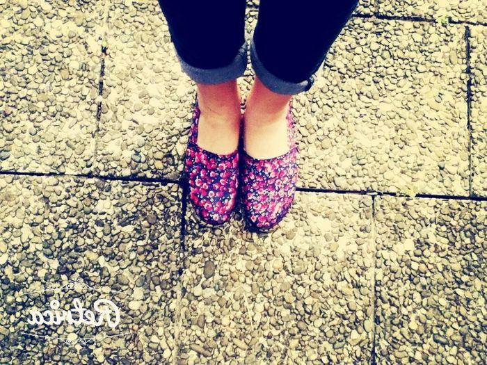 My steps!!!;)