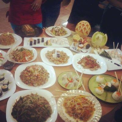 Sushi & Comida Oriental *-* Turismo <3