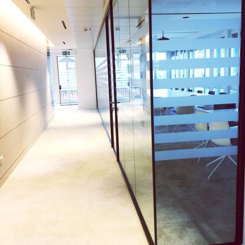Domenica Da Coma Office UniCredit Milano Italy🇮🇹 Modern Office Design Beautiful No People Illuminated Love Photography ♡ Filter It's Sunday Color Contrast Tranquil Scene IPhone 5s 📱 2016 ☀️