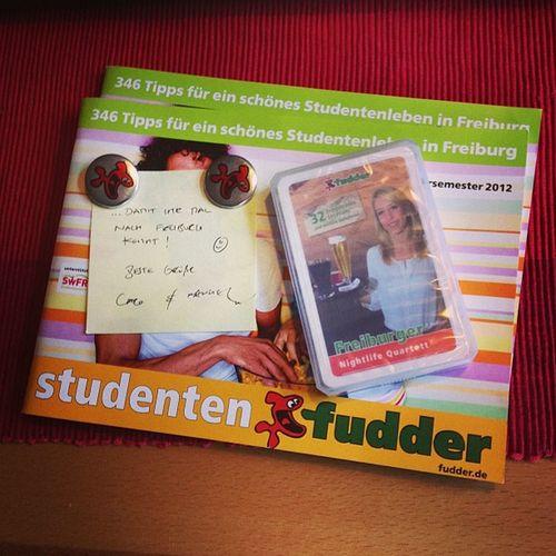 post aus Freiburg cc:// @misscaro @supermnl Fudder Badnerlieb