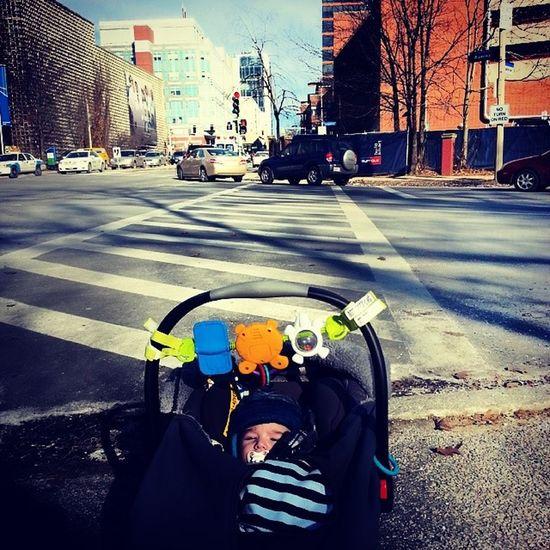 First time in Boston :) Bundledup Cutie Boston