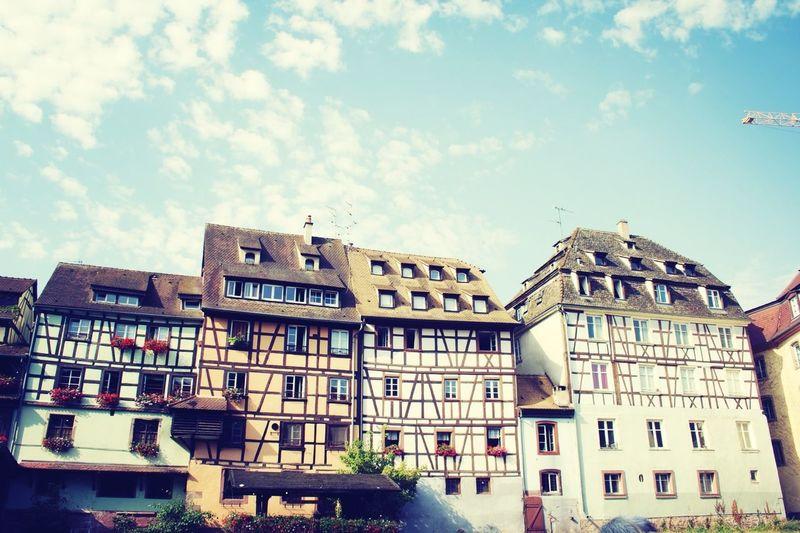 Riegelbau Strasbourg France