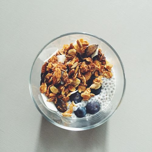 Chia Chia Seeds Healthy Healthy Food After Lunch Dessert Dessert Lunch Granola Vegan Vegan Food