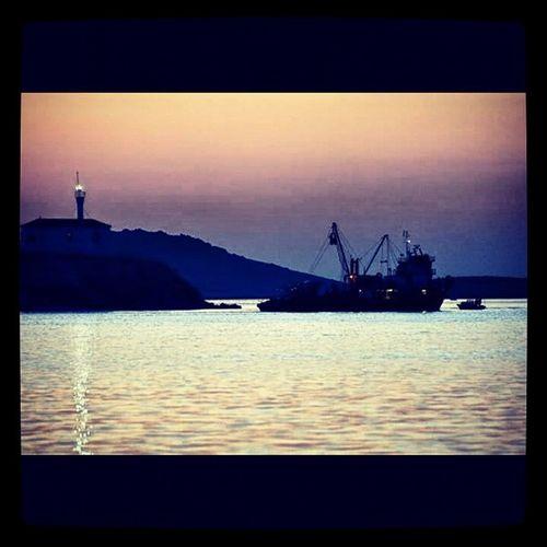 Foca Fokai Izmirlife Izmirfoça Deniz Sea