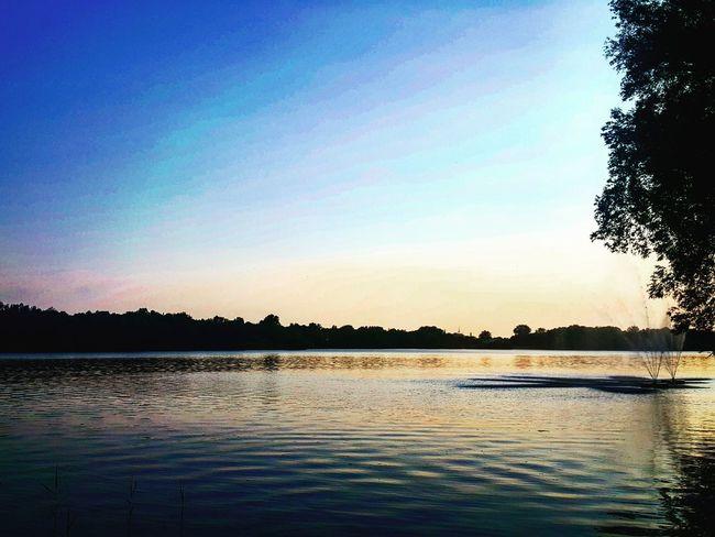 Amsterdam Lake City Nature Blue Sky Blue Water Beautiful Hello World Enjoying Life