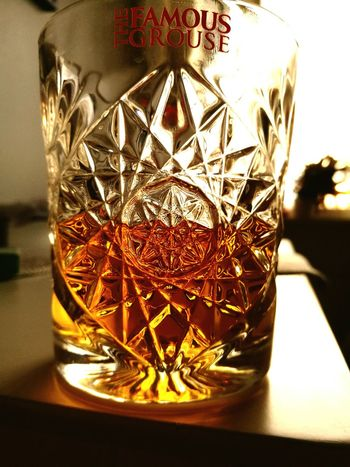 Relaxation 43 Golden Moments Home Sweet Home Whisky Famous Grouse