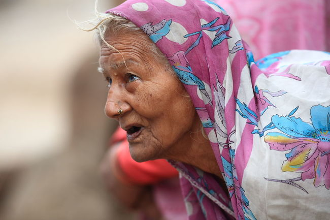 ASIA Asian Woman Awaiting Expectations Hinduism India Portrait Of A Woman Expressive Eyes Expressive Photography Feelings Hard Life Impressive Woman Old Woman Portrait Sentiments Touching Touching Moments An Eye For Travel