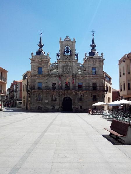 Astorga Camino CaminodeSantiago Church El Camino De Santiago Jakobsweg Kirche Pilgern Pilgrimage Way Of Saint James