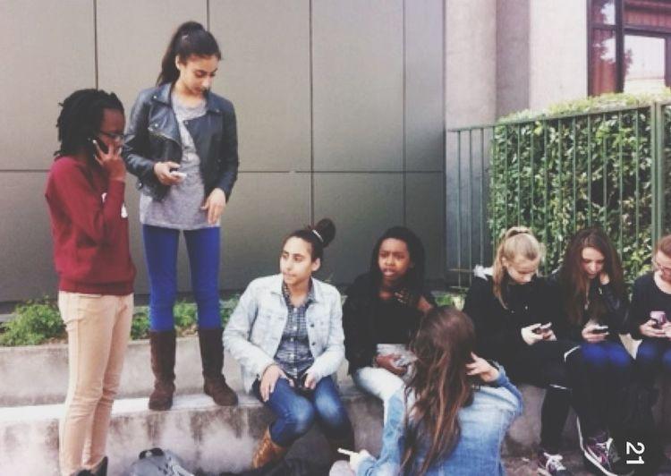 Mon groupe ♡ il en manques Sha Lili Et Les Mecs  ♡ je vs aime ♡
