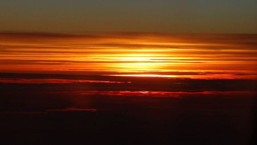 Sunset Orange Color Red Yellow Beauty In Nature Colorful Color Explosion Sun Burning Sky EyeEmNewHere Over The Clouds From The Plane Traveling Travel Photography Impression Burning Sky Like Fire Colourful Colour Of Life No Filter No Filters Or Effects Real Colors No Filter, No Edit, Just Photography Eyeemmarket Welcome To Black